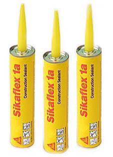Sikaflex-1a One Part Polyurethane, Elastomeric Sealant/Adhesive 20 ...
