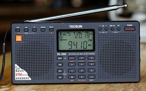 Tecsun Dual Speaker Digital Radio