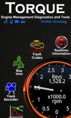 Torque Engine Diagnostic App and OBDII Reader | Cool Tools