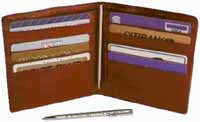 Derringer Wallet Pen
