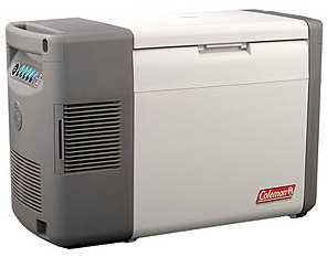 Coleman Stirling Power Electric Cooler