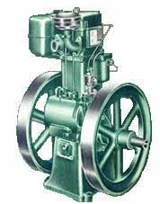 listeroid slow speed diesel