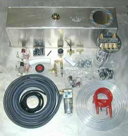 Biodiesel conversion kit