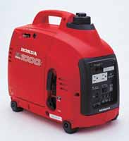 Honda EU Series Generators