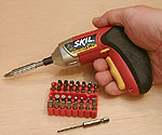 Skil iXO Palm Screwdriver