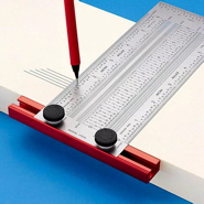 Incra Precision Rulers