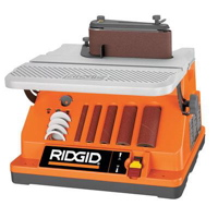Ridgid Oscillating Belt & Spindle Sander