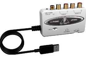 Behringer USB Audio Interface