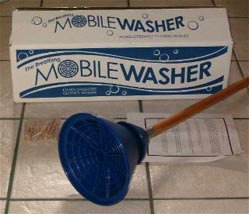 The Breathing Mobile Washer