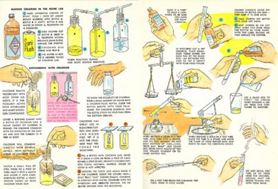 Illustrated Guide to Home Chemistry Experiments | Cool Tools