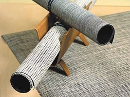 Chilewich Woven Vinyl Rugs