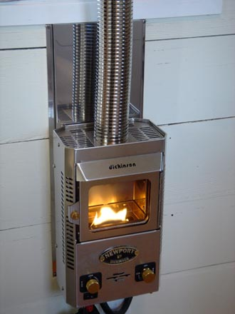 Dickinson Marine Fireplace Cool Tools