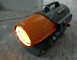 Dyna Glo Pro Heater Cool Tools