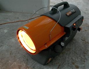 dynaglo pro heater
