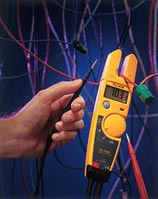 Fluke Voltage, Continuity & Current Tester