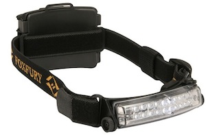 FoxFury Multi-LED Headlamp