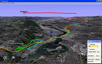 GPS & Google Earth Solution