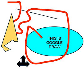Google Drawing Cool Tools