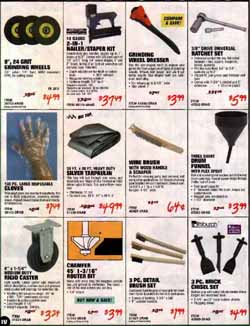 Harbor Freight Catalog