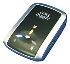 i-Blue 747 Bluetooth GPS Logger