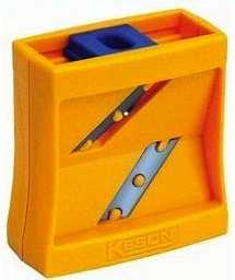 Carpenter Pencil and Keson Sharpener