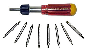 Klenk Ratcheting Screwdriver