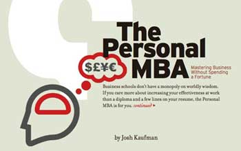The Personal MBA | Cool Tools