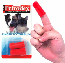 Petrodex Finger Toothbrush