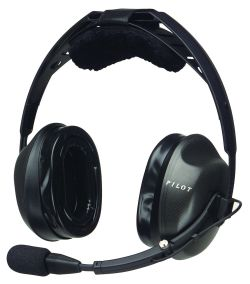 Pilot's BlueTooth Noise Control Headset