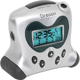 Oregon Scientific Projection Clock Cool Tools