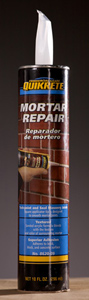 Quikrete Mortar Repair
