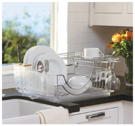 Simplehuman Flip-Top Dishrack