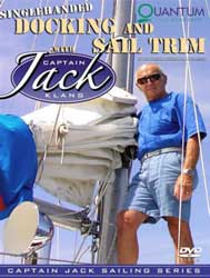 Single Handed Docking and Sail Trim with Captain Jack Klang