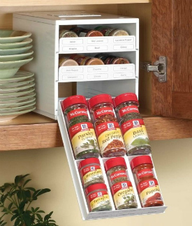 Spice Stack Rack