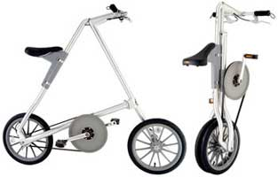 Strida Folding Bike