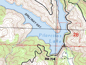 Free Topo Maps Cool Tools - Google topographic maps online