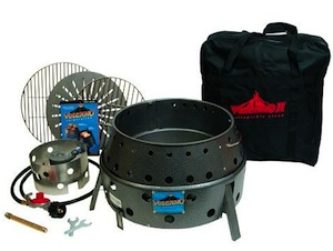 Volcano Collapsible Stove II