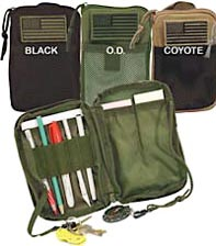 BDU Pocket Field Organizer/Wallet
