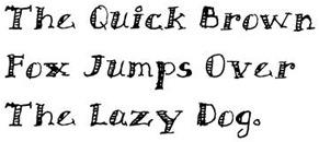 Free Custom Handwritten Fonts