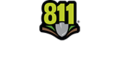"Image features the Iowa One Call ""811"" logo."