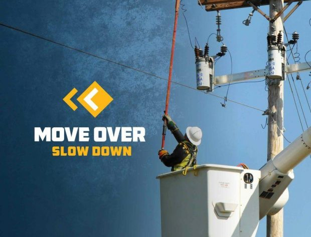 Move Over and Slow Down this Summer!