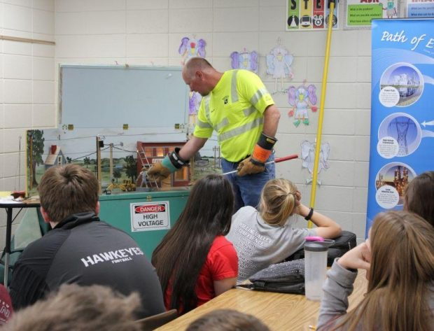 Safe Electricity in the Classroom