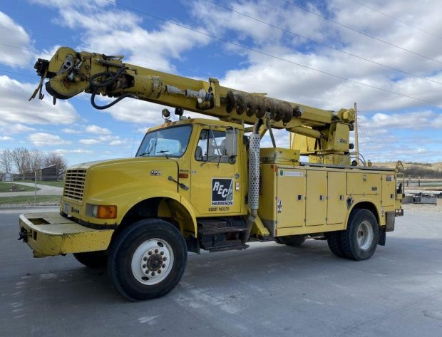 HCREC is selling a Digger Truck!
