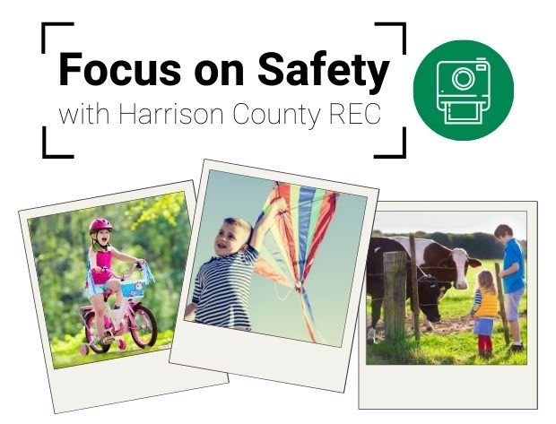 Focus on Safety with Harrison County REC's Spring Photo Contest!
