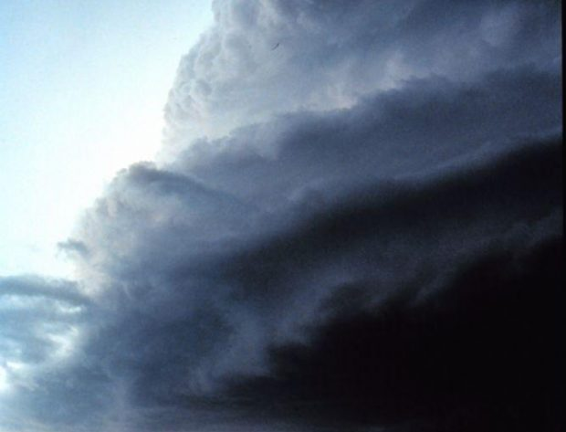 Image of storm clouds