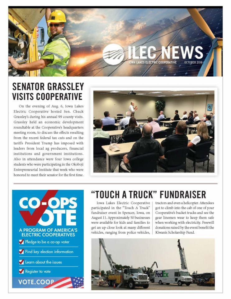 October Monthly Newsletter