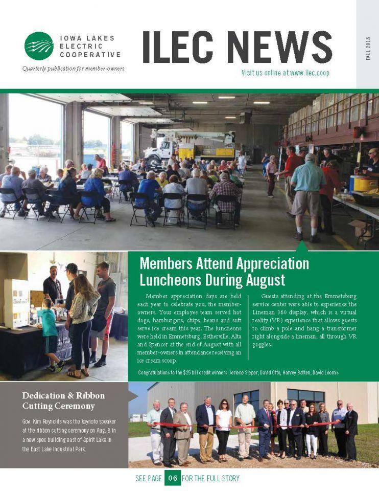 Fall Quarterly Newsletter
