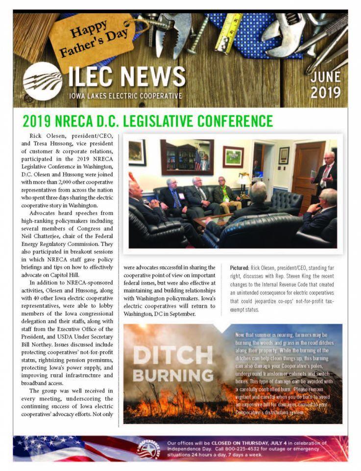 June Monthly Newsletter