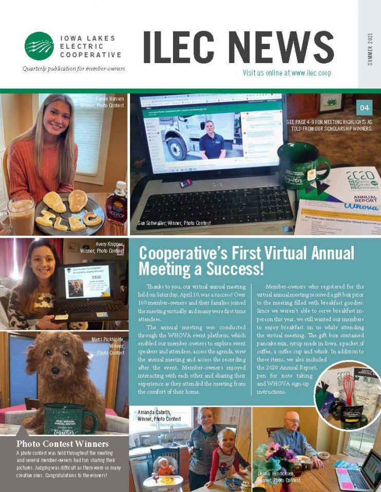 Summer Quarterly Newsletter