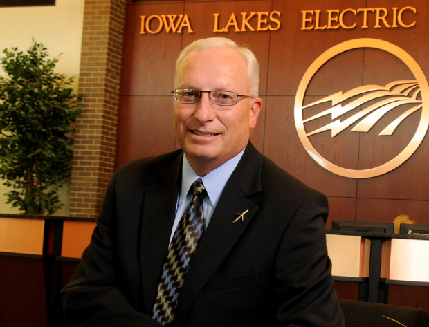 Picture of President/CEO Rick Olesen
